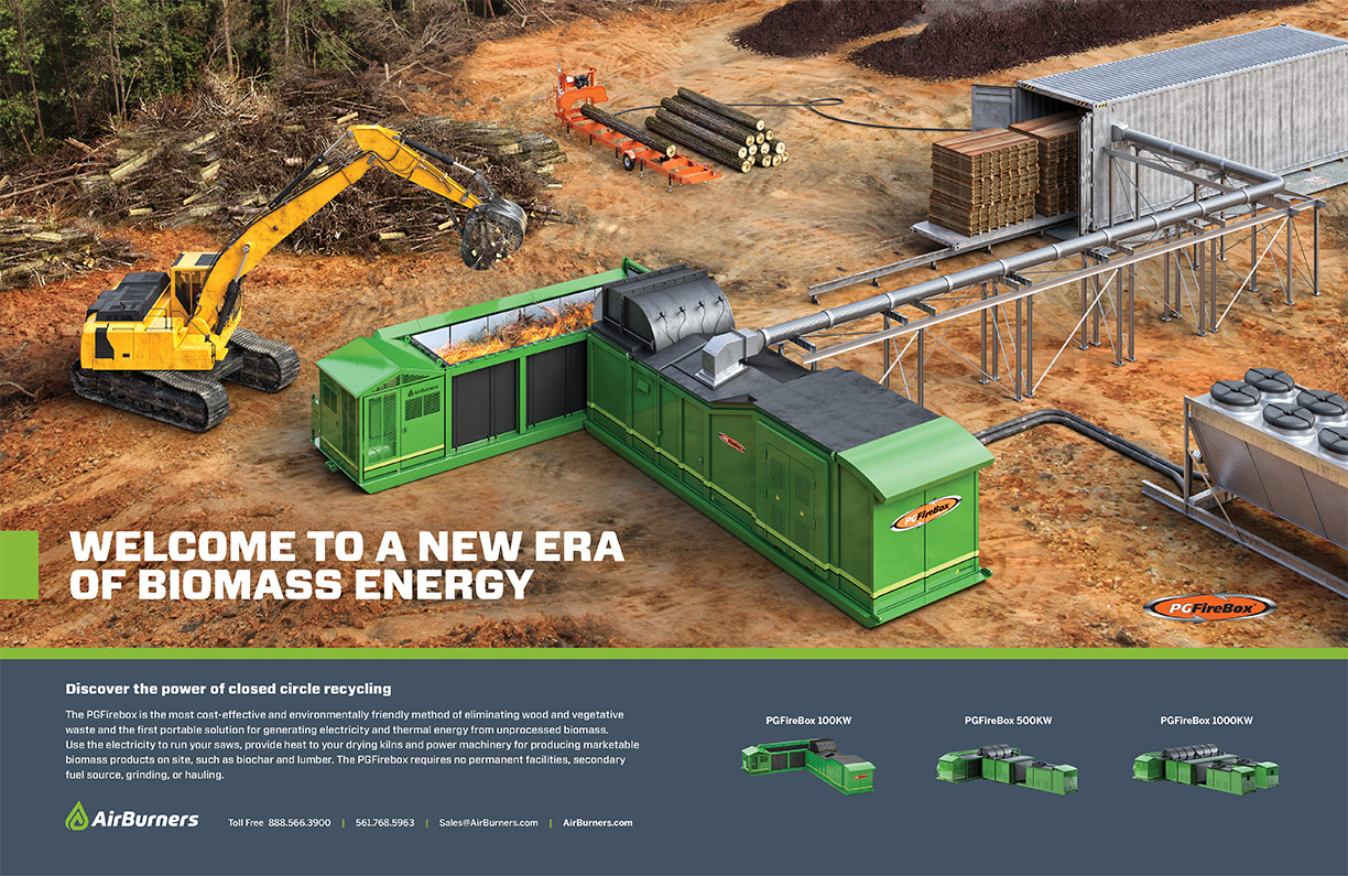 Biomass Editorial Ad