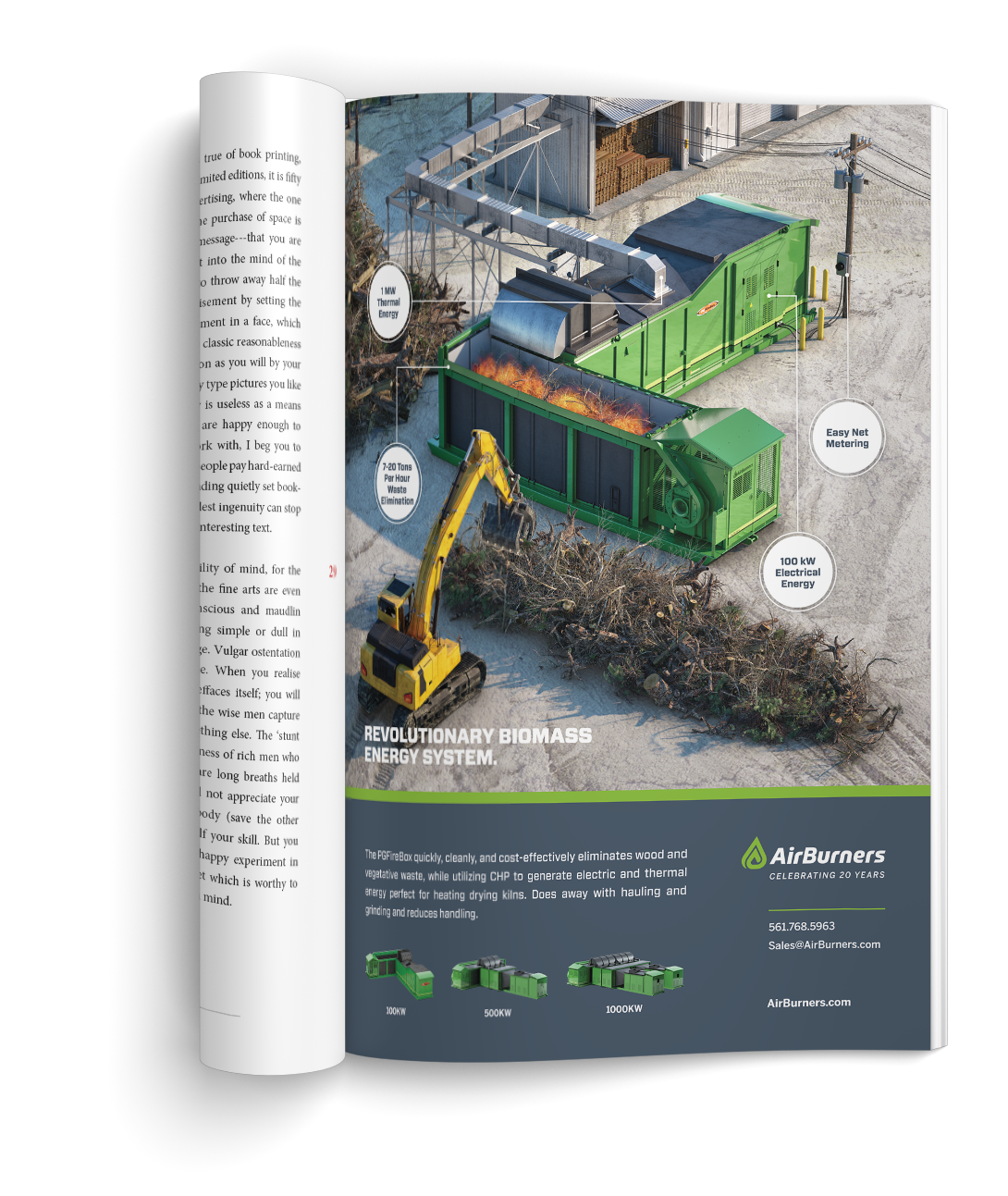 Wood Bioenergy Editorial Ad