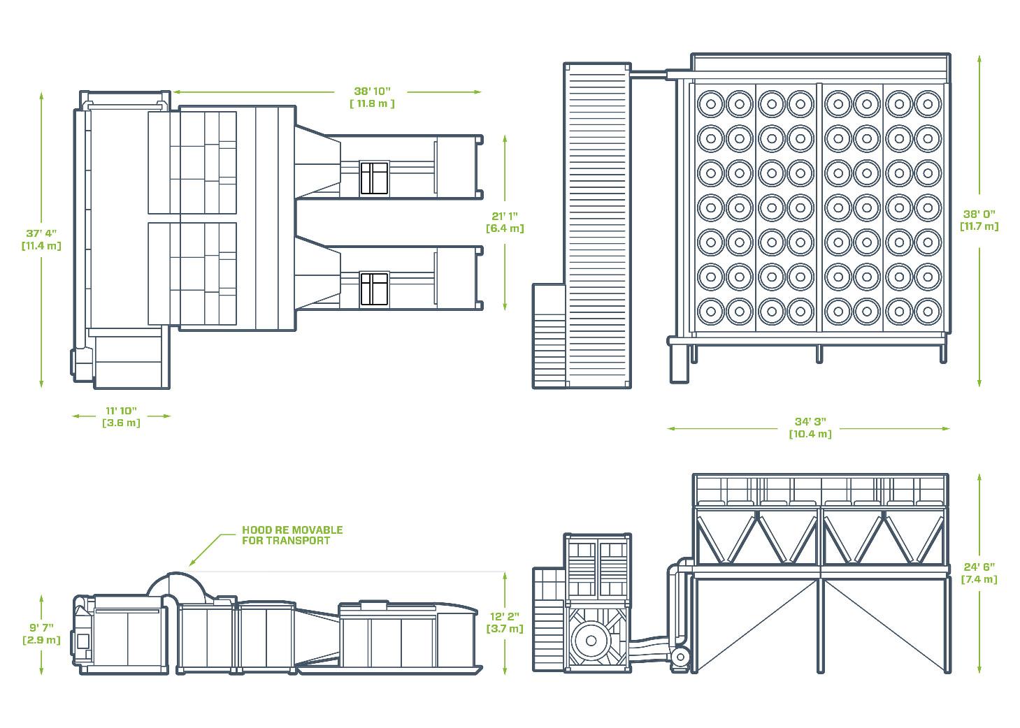 PGFireBox 1000KW Schematic